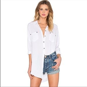 Free People Love her Madly Pucker top